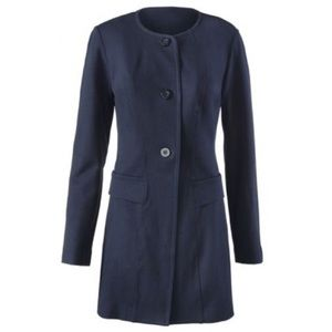 Cabi Lido Button Front Jacket